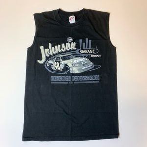 Jimmy Johnson Hendrick Motosports Tee